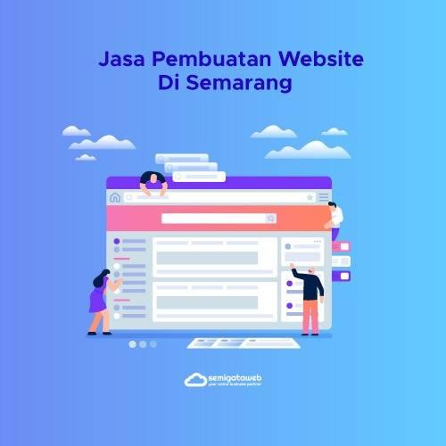 Jasa Pembuatan Website di Depok